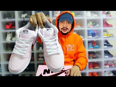 new product 8e94c e7b0c Unboxing  Nike Dunk Low Elite SB