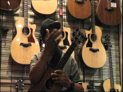 Bakithi Kumolo @The Gladesville Guitar Factory.18/2/2015