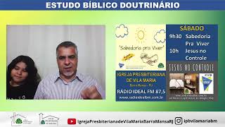 Transmissão ao vivo de Igreja Presbiteriana de Vila Maria - Barra Mansa RJ