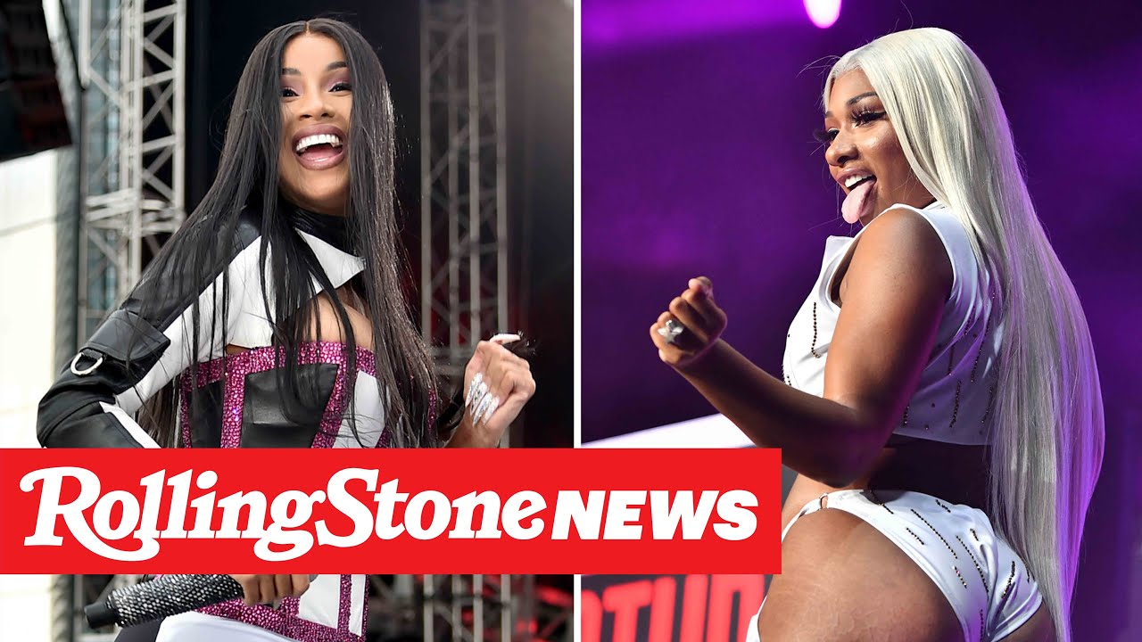Cardi B, Megan Thee Stallion Drop Steamy 'WAP' Video | RS News 8/7/20