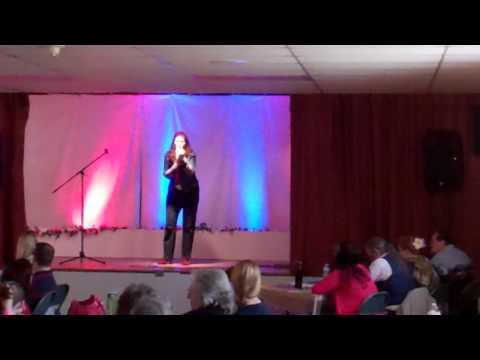 Ginny Johnson NECMO Star Search Female Vocalist New Gospel 2012