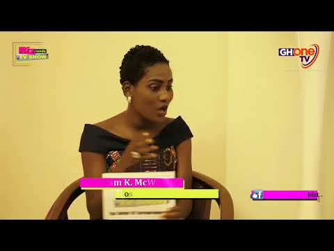BIZTRENDS TV SHOW - ONE ON ONE INTERVIEW WITH THE CEO OF GHANA DJ AWARDS