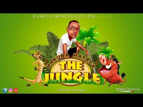 Hakuna Matata The Jungle Mix Vol.1 - DjwilkinProduction ( Music For Challenge )