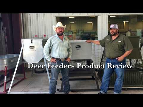 Deer Feeders Product Review