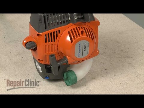 Pull Starter Assembly - Husqvarna String Trimmer