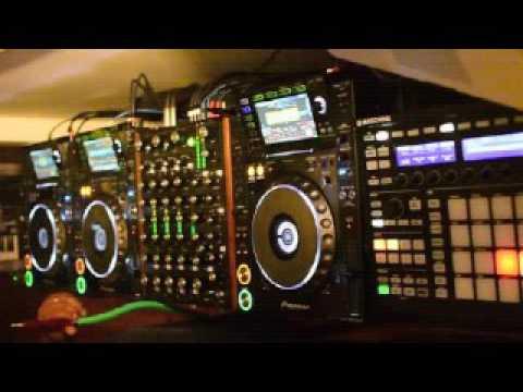 MINIMAL DAMAGE - GhostDawg Deep 6 mix Project Vol 1