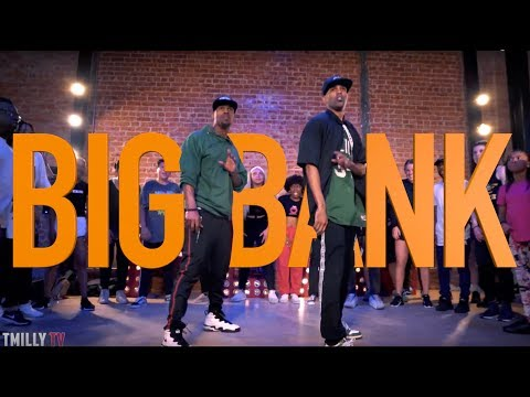 "YG - ""Big Bank"" - Choreography by Phil Wright and Jay Chris Moore 