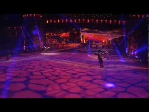 Ледовое шоу Три мушкетера. Фрагмент