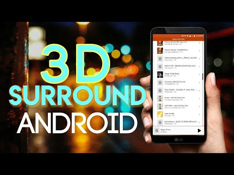 How To Make 3d Surround Audio On Android  3d Audio  Tech Elict