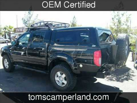 2011 Nissan Camper Shell New Rvs Arizona Arizona Youtube