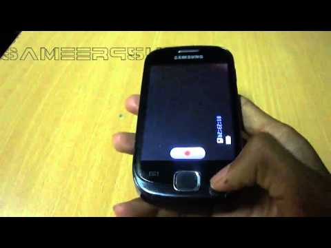 Samsung Galaxy Fit Chocobread  Rom Review