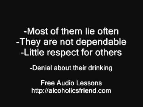 Understanding Alcoholic Behavior