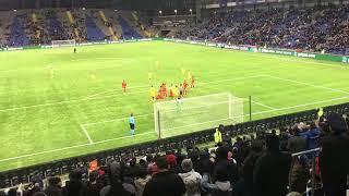 Футбол Казахстан vs Андорра 4:0 Kazakhstan vs Andorra football Лига наций Европа