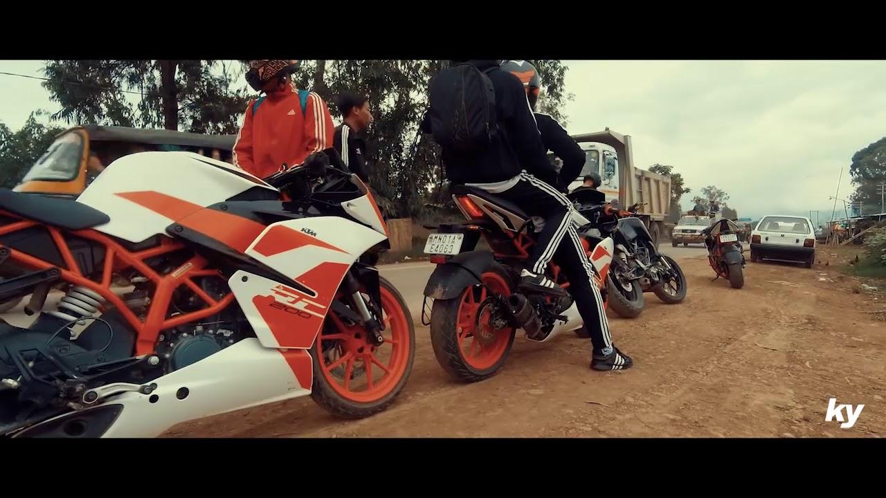 KTM 6 HOURS DRIVE AWAY - IMPHAL TO JIRIBAM [SANALEIBAK