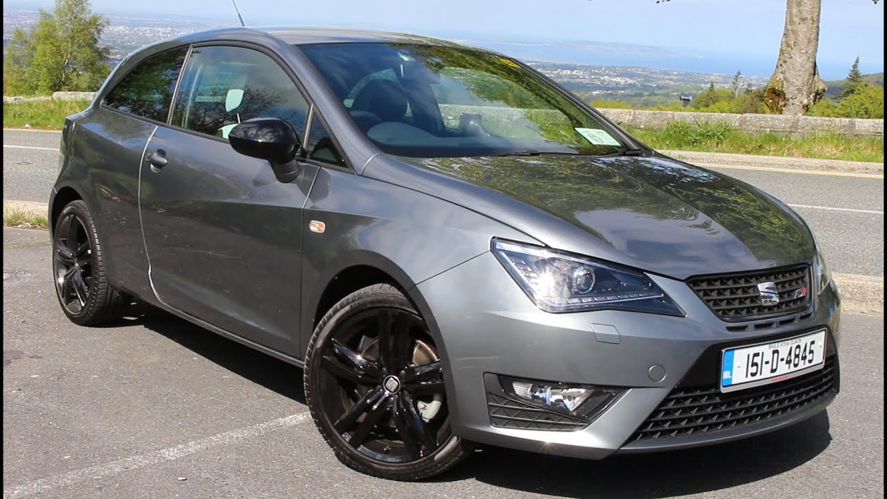 seat ibiza cupra 2009 2017 review youtube. Black Bedroom Furniture Sets. Home Design Ideas