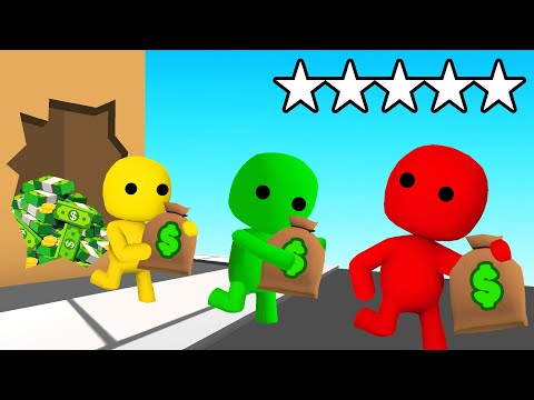 This Game Is GANG BEASTS + GTA 5 (Wobbly Life)