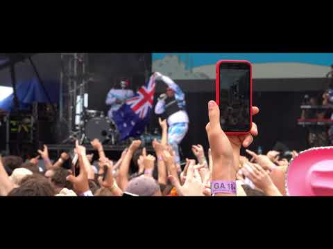 Oliver Tree - Miracle Man - Live ⚡️ at Laneway Festival *Adelaide, Australia* 07 Feb 2020
