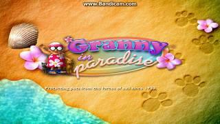 Granny in paradise lv 161 - 163