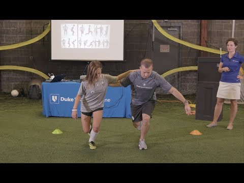 Knee Injury Prevention with Duke Sports Medicine