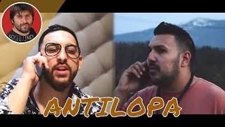 PETAR RANGELOV & SERGI TIGARA I ORK.GRAND DE LUXE - Antilopa - 2018 - ( BOSHKOMIX )