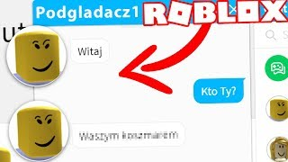 ROBLOX ŻYCIE - PODGLĄDACZ NAPISAŁ DO NAS WIADOMOŚĆ!!!  (Roblox Bloxburg Roleplay) | VITO I BELLA