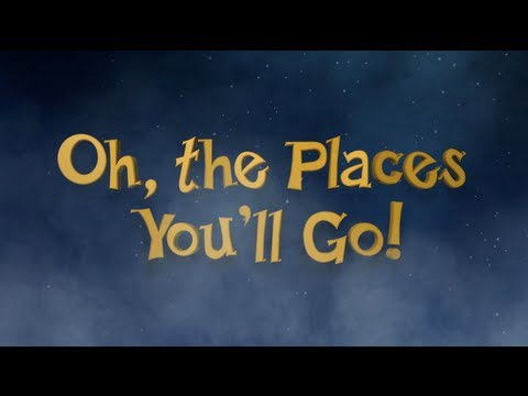 Oh, the Places You'll Go at Burning Man!