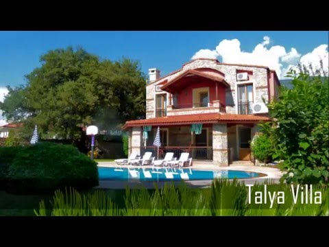 Holiday Villa for Rent Hisarönü, Turkey - Talya Villa