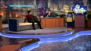 «Түнгі студияда Нұрлан Қоянбаев» 05.11.2013 23:25