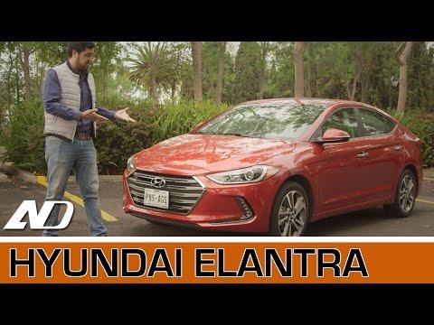 Hyundai Elantra 2017 No hace nada mal