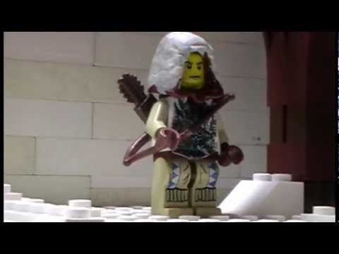 Assassins creed 3 Lego Trailer