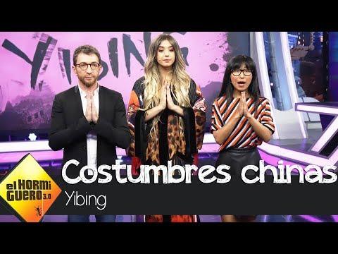 La asombrosa conversación en chino de Mimi y Yibing - El Hormiguero 3.0