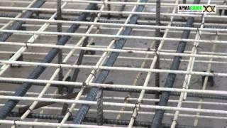 Фундамент 6-ти этажного здания в Москве на композитной арматуре(Использование стеклопластиковой арматуры при строительстве., 2014-02-17T05:41:12.000Z)