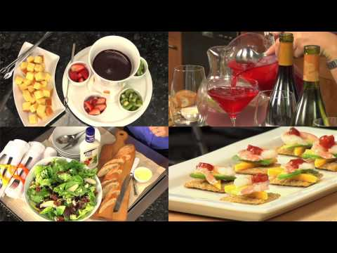 Girls Night In Ideas - Girls Night Food And Games