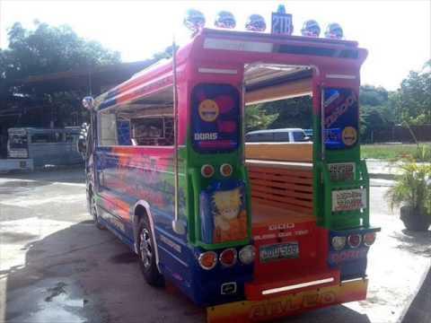 Passenger Van For Sale >> multicab - YouTube