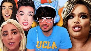 Trisha Paytas GOES OFF On Gabbie Hanna, James Charles, Addison Rae, Dixie and Charli D'Amelio