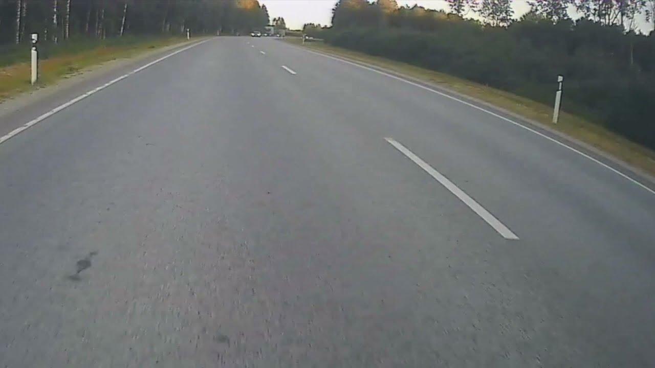 Üliohtlik möödasõit Tallinna-Pärnu maanteel