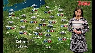 Prognoza pogody 18.01.2020