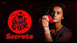 Game Over Movie Secrets - Director Ashwin Saravanan | PART 02