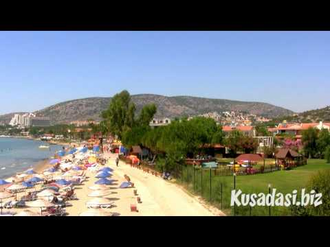 Long Beach, Kusadasi - HD