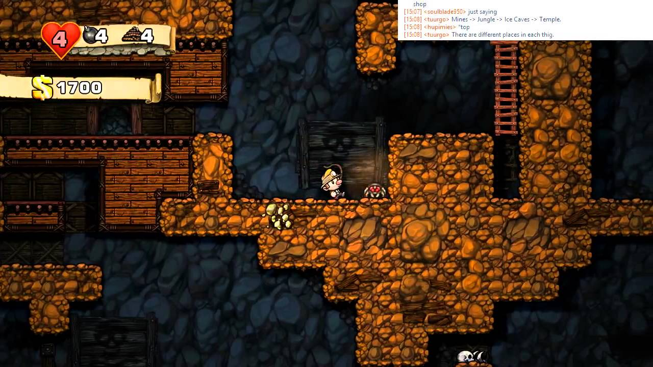 Spelunky death roulette roulette wheel red