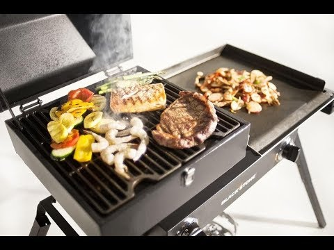 BLACKSTONE TAILGATER COMBO REVIEW