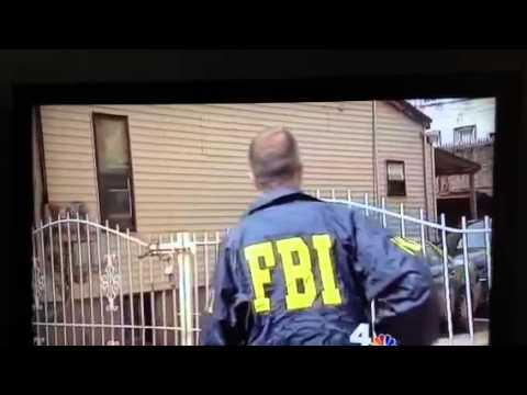FBI fence jump