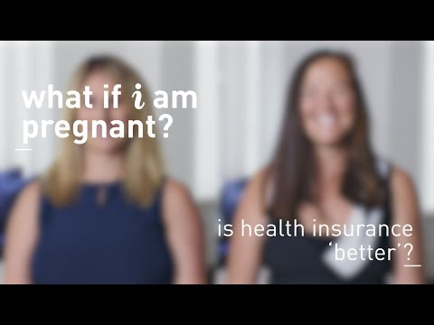 What If I Am Planning A Baby? Is Health Insurance Better?