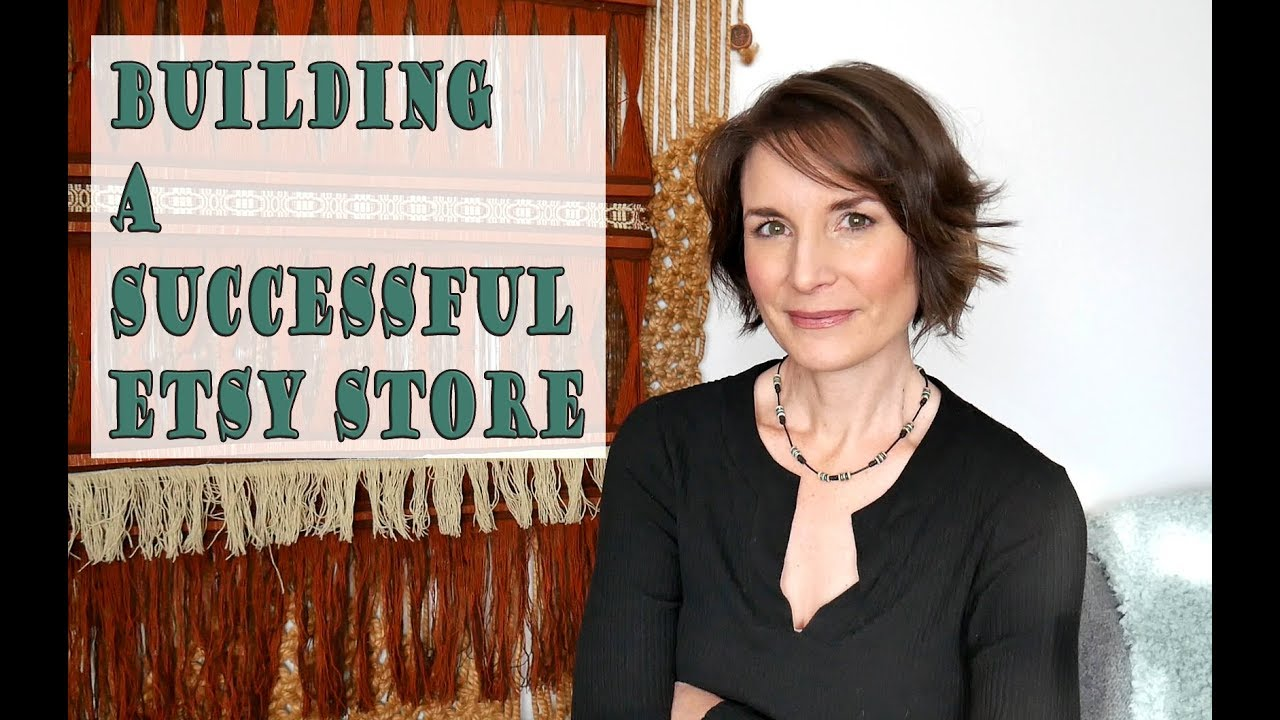 Building a Successful Etsy Store