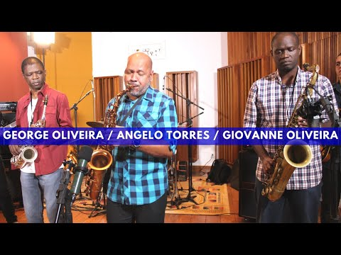 Against All Odds - Angelo Torres, George e Giovanne Oliveira - AT JAZZ Music