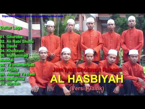 Mantab! Full Sholawat Hadrah Terbaik Al Hasbiyah Versi Klasik | Jam'iyah Rebana Madiun HD