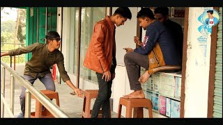 Chair Pulling Funny Video - comedy - prank - joke - Try Not To Laugh
