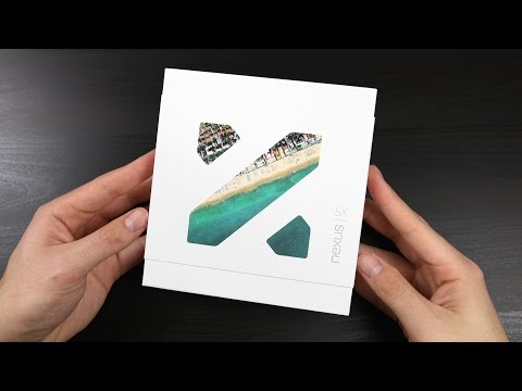 Unboxing: Google Nexus 5X (Deutsch) | SwagTab
