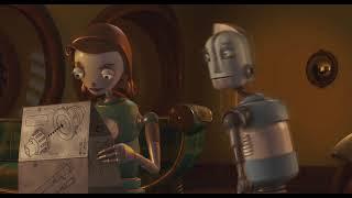 Детство Родни Нержавейкина | Роботы (2005)