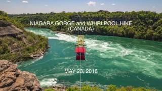 Niagara Gorge and Whirlpool Hike